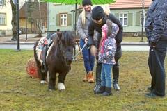 Ponisõit Viljandi Jõululaadal 5